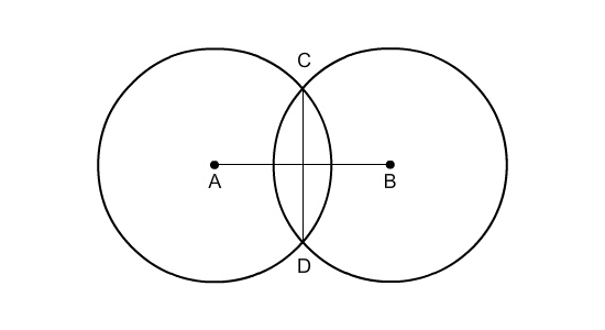 Solved: Circle A And Circle B Are Congruent. Is A Chord Of ...